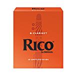 Rico Bb Clarinet Reeds
