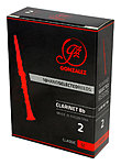 Gonzalez Classic Bb Clarinet Reeds - Box of 10
