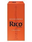 Rico Soprano Sax Reed Novapak x 25 Reeds - Strength 2