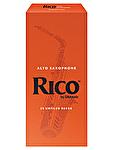 Rico Alto Sax Reed Novapak x 25 Reeds