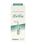 La Voz Tenor Saxophone Reed - Box of 5