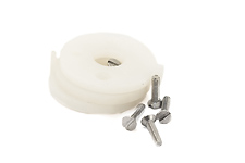 Besson 1077 - EbTuba Valve Guide disc type with screws - Sold individually