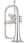 Yamaha YFH-631GS - Flugel Horn