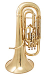 Besson Sovereign BE967 4V Euphonium Lacquer (792843)