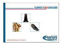 Dawkes Music Clarinet & Sax Catalogue