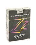 Vandoren ZZ Soprano Saxophone Reed Box of 10 - Strength 3.5