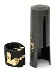 Rovner MKIII- C3ML Baritone Saxophone / Metal Tenor Ligature and Cap - Older Packaging