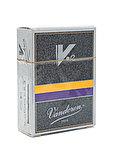 Vandoren V12 Bb Clarinet Reed Box of 10 - Strength 5 - Older Style Box