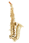 Elkhart Curved Model - Soprano Sax (3244)