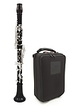 Backun MoBa - Grenadilla with Silver keys - Bb Clarinet