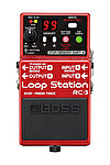 Boss RC-3 Compact Pedal Looper With 3 Hr Record Time & Rhythm Guide