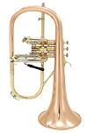 Getzen Custom 4895 - Flugel Horn (G61841)