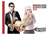 Dawkes Music Woodwind and Brass Beginners Guide - 2018