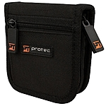 Protec A219ZIP Trumpet Mouthpiece Pouch - 3 Mouthpieces