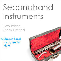 Second Hand Instruments
