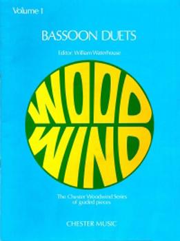 Bassoon Duets Vol 1 Waterhouse