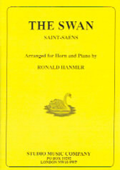 Saint-Saens Swan Eb inst (with F part) arr Hamner