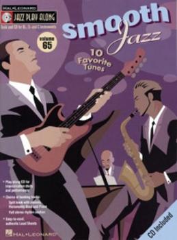 Jazz Play Along 65 Smooth Jazz Book/Cd