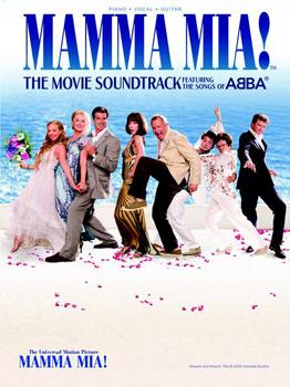 Mamma Mia (Abba) Movie Soundtrack PVG