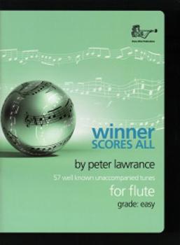 Winner Scores All Lawrance Flute