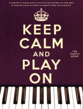 Keep Calm & Play On The Purple Book pvg