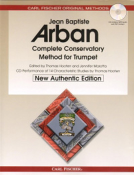 Arban Complete Conservatory Method Trumpet + Cd