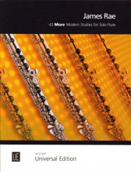 42 More Modern Studies for Solo Flute Rae