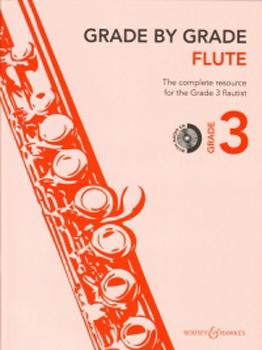 Grade By Grade Flute Grade 3 Way + Cd