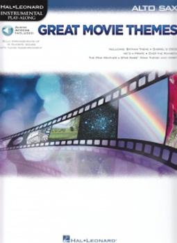 Great Movie Themes Instrumental Alto Sax + down