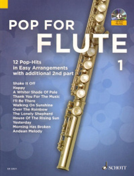 Pop For Flute 1 + Cd