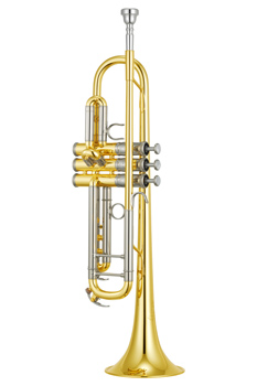 Yamaha YTR-8335 02 Xeno - Standard Lead Pipe Bb Trumpet