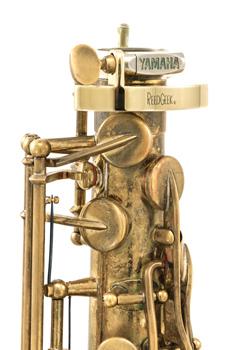 Reed Geek Klangbogen One Piece - High Polish Brass