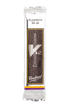 Vandoren V12 Bb Clarinet Reed Flow Pack