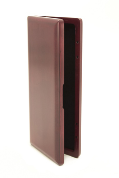 Windcraft Clarinet 10 Reed Case Wooden