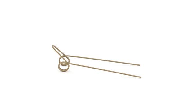 Trigger Spring - Courtois Flugel Horn AC154 / 155 / 156 / 159