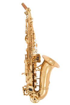 Windcraft Curved Soprano Saxophone (170306)