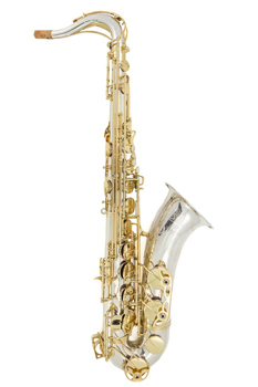 Yanagisawa T9937 Solid Silver - Tenor Sax