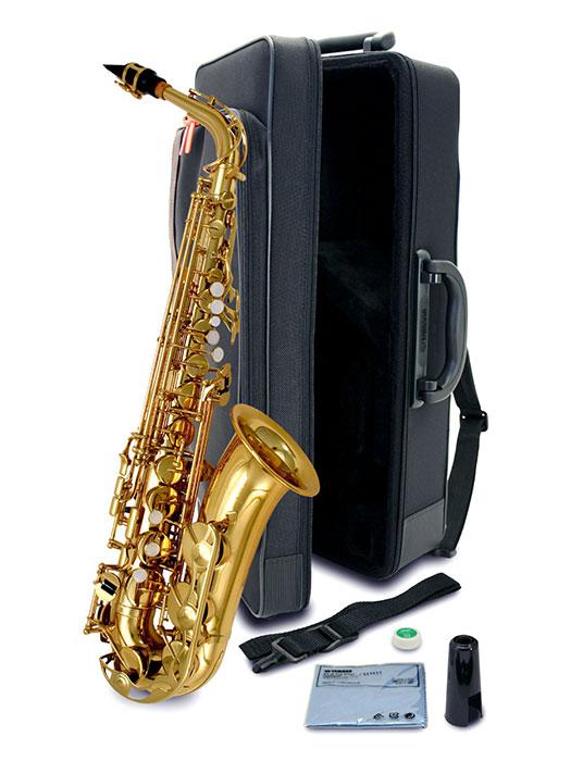 Rent an Alto Saxophone