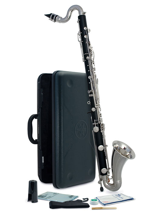 Rent a Yamaha Bass Clarinet