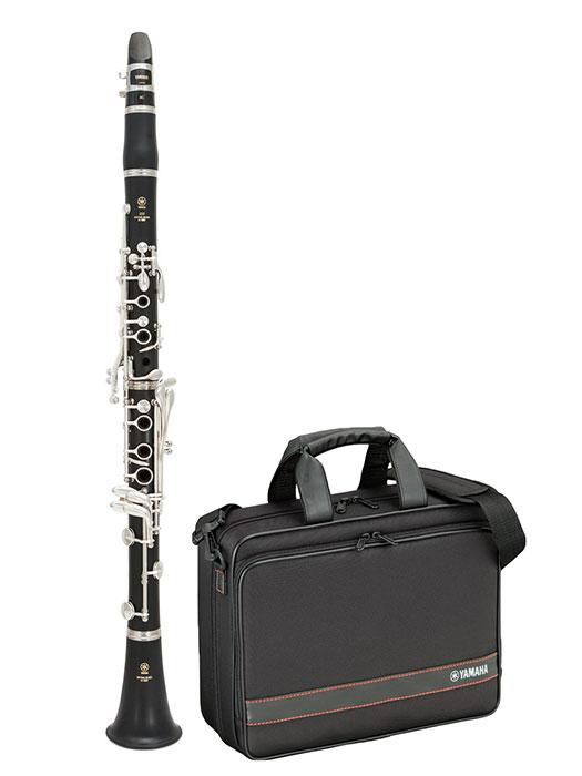 Rent a Yamaha B♭ Clarinet