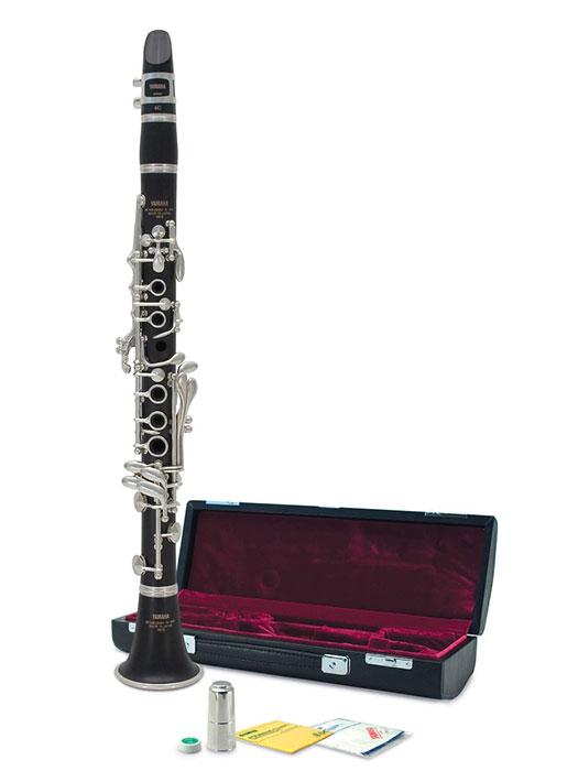 Rent a Yamaha Wooden E♭ Clarinet