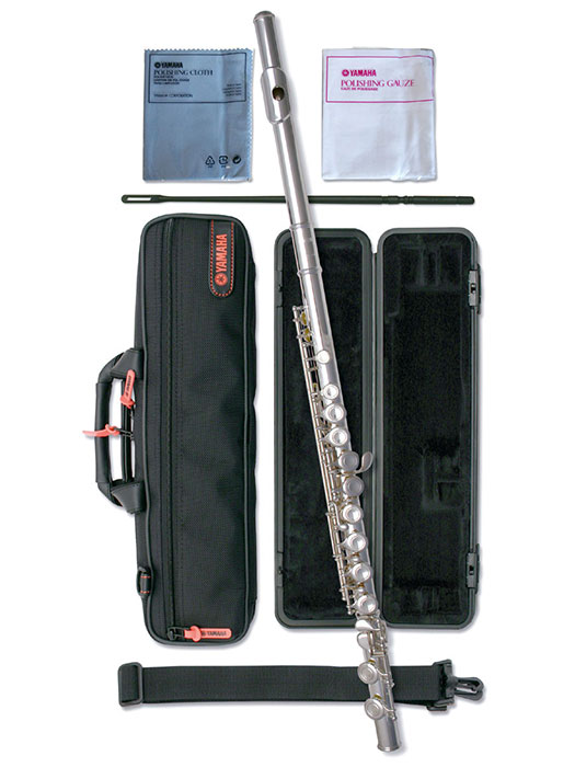 Rent a Yamaha Flute