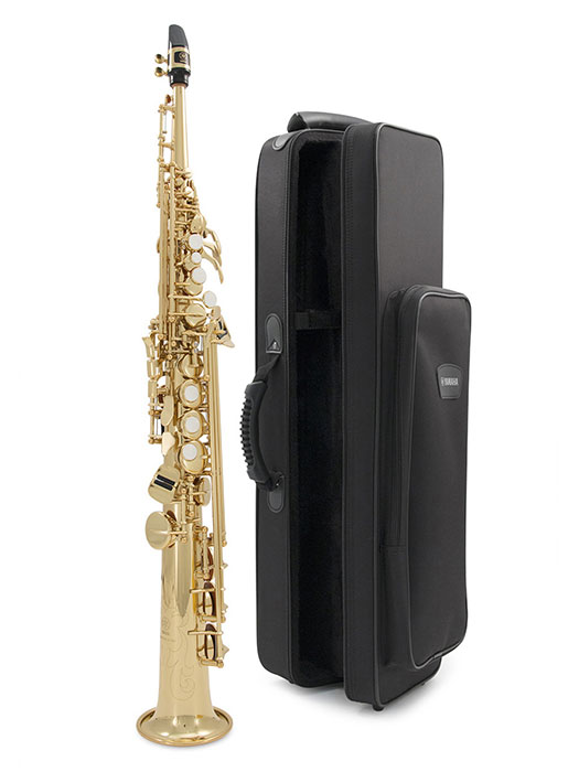 Rent a Yamaha Soprano Sax