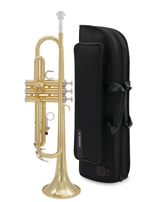 Rent a Yamaha Trumpet