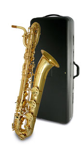 Rent a Windcraft Baritone Saxophone