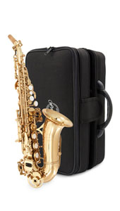 Rent a Windcraft Curved Soprano Saxophone