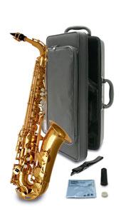 Rent a Yamaha Alto Saxophone