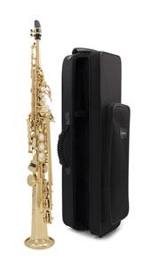 Rent a Yamaha Soprano Saxophone